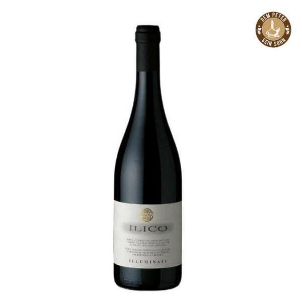 """2016er """"Ilico"""" Montepulciano d`Abruzzo DOC trocken 13,5 % 0,75 l"""
