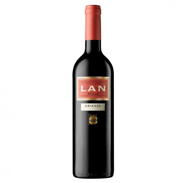 2016er LAN Crianza DOCa Rioja 13,5 % Vol. 0,75 l