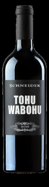 2016er Tohuwabohu Gutsabfüllung Weingut Markus Schneider 14 % 0,75 l