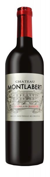 2016er Chateau Montlabert Saint Emilion - Grand Cru AC 0,75 l