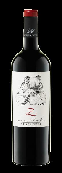 2017er Z, Oliver Zeter 13,5 % Vol. 0,75 l