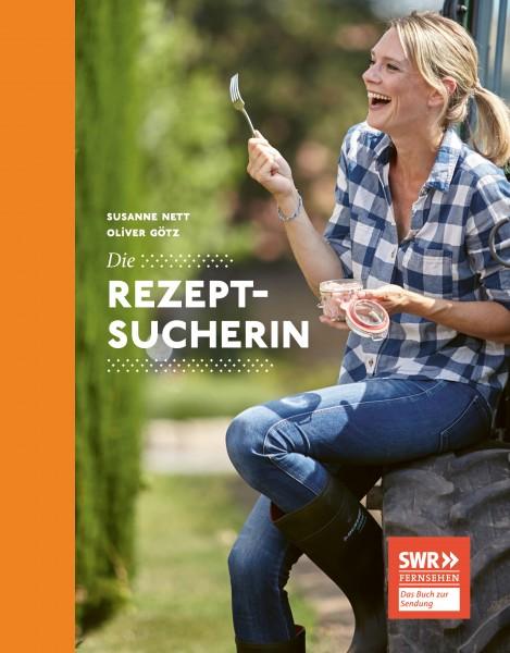 Kochbuch Die Rezeptsucherin von Susanne Nett
